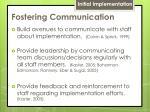fostering communication2