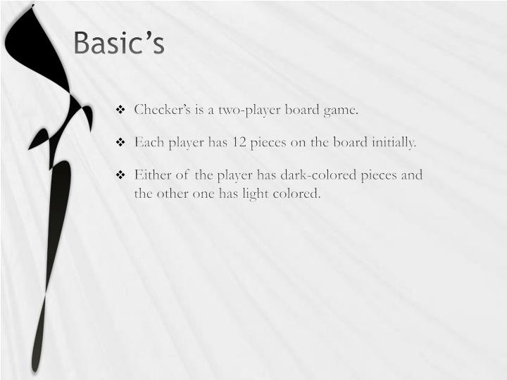 Basic's