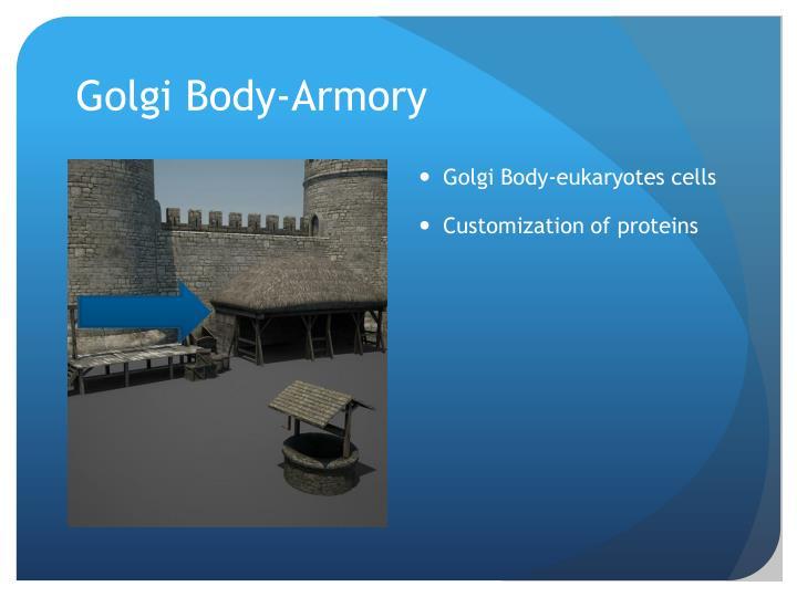 Golgi Body-Armory