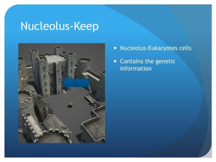 Nucleolus-Keep