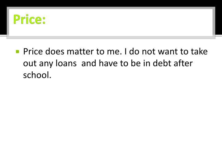 Price: