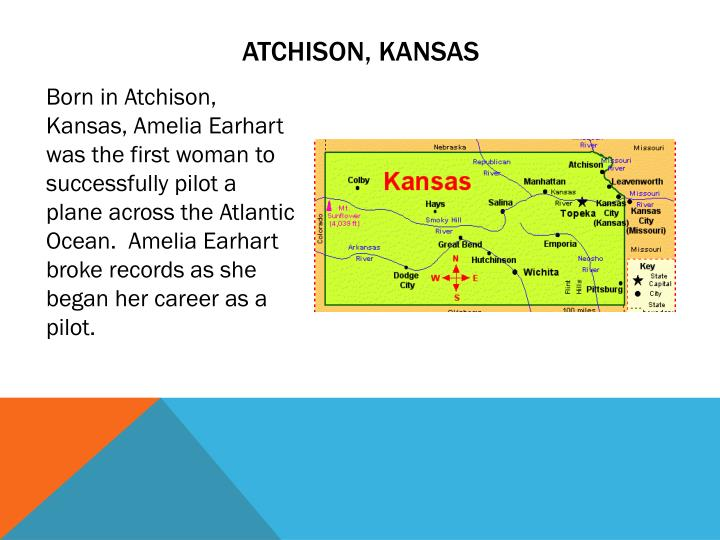 Atchison, Kansas