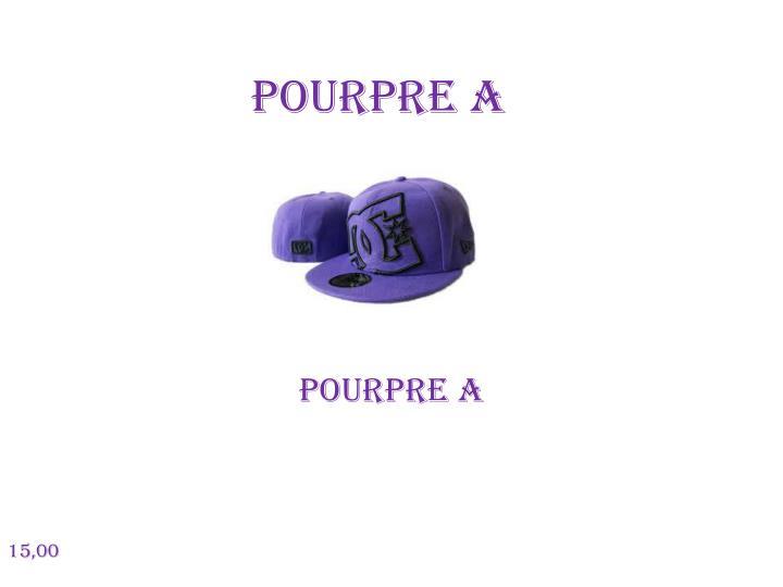 Pourpre a