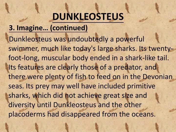 DUNKLEOSTEUS
