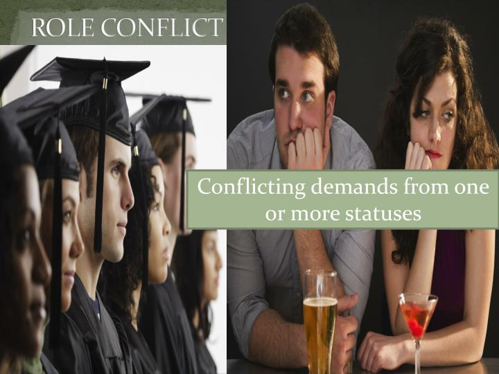 ROLE CONFLICT