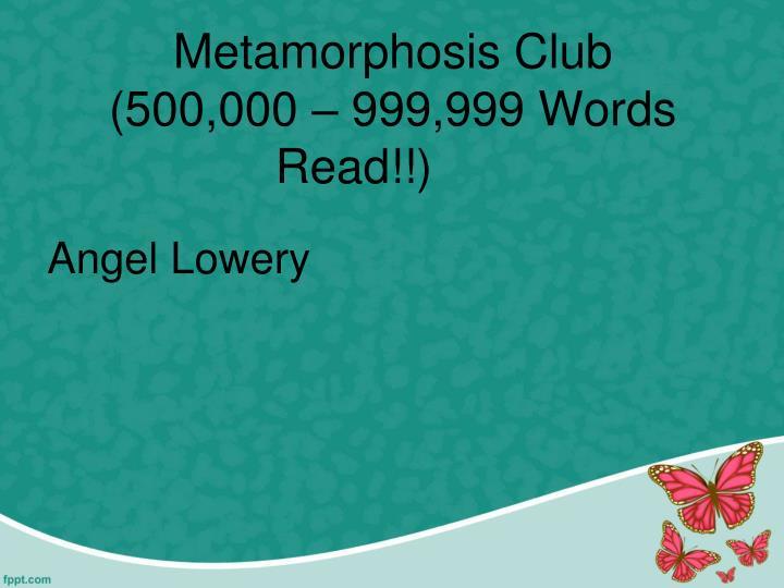 Metamorphosis Club