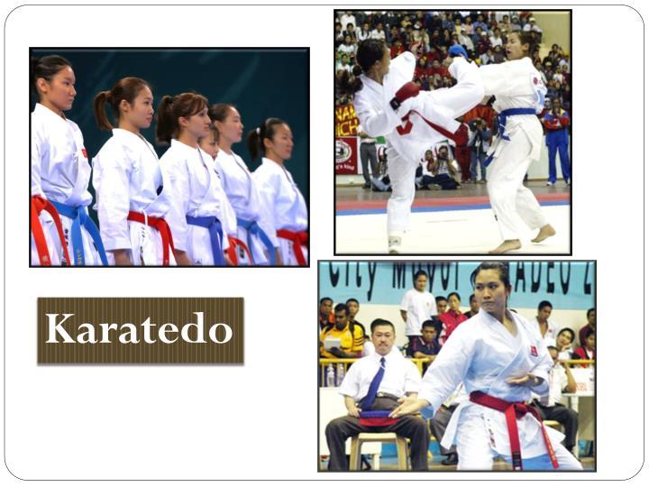 Karatedo