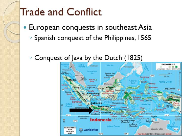 Trade and Conflict
