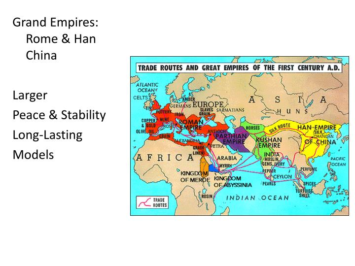 Grand Empires: Rome & Han China