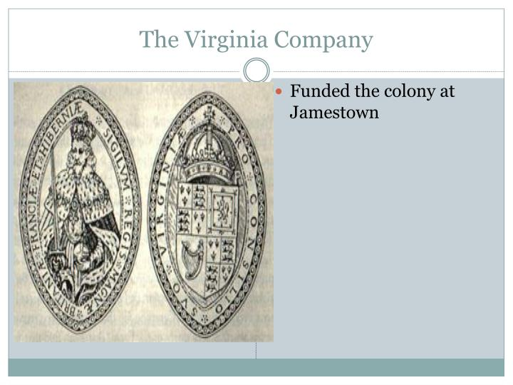 The Virginia Company