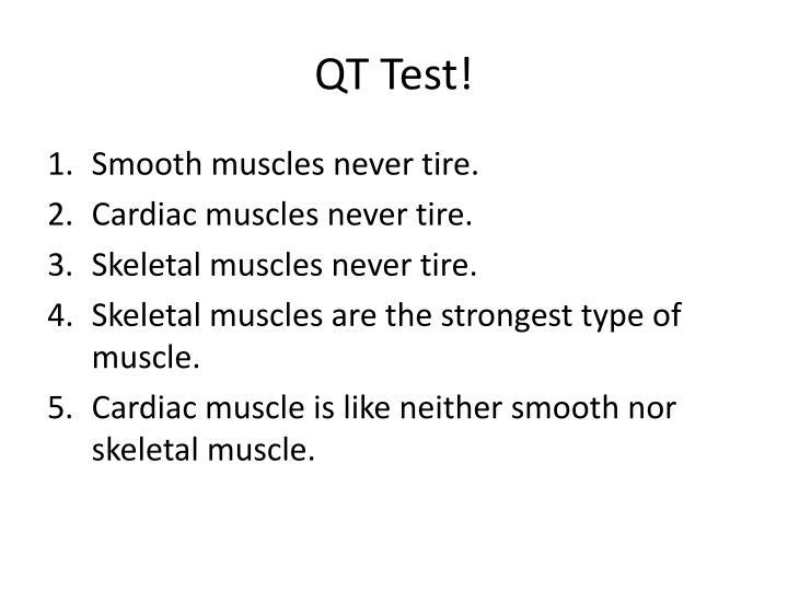 QT Test!