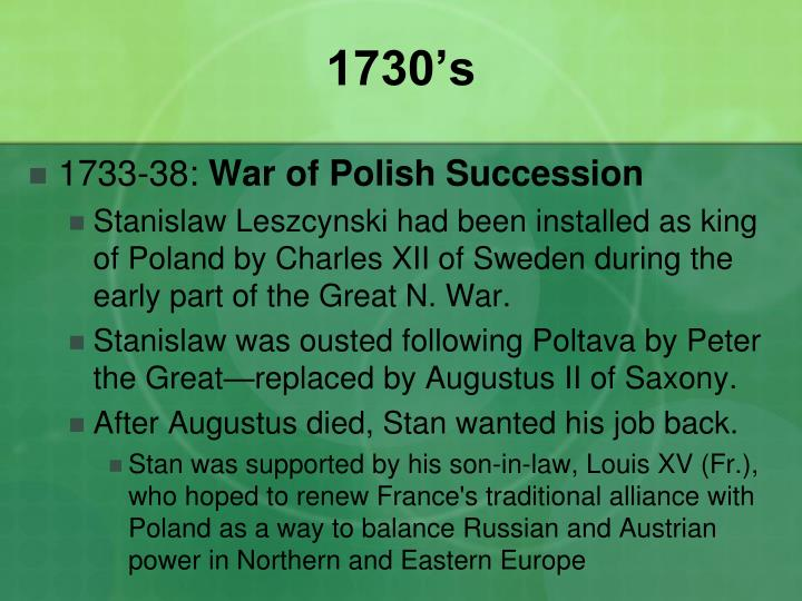 1730's