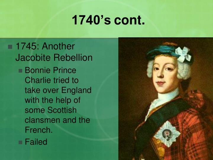 1740'scont.