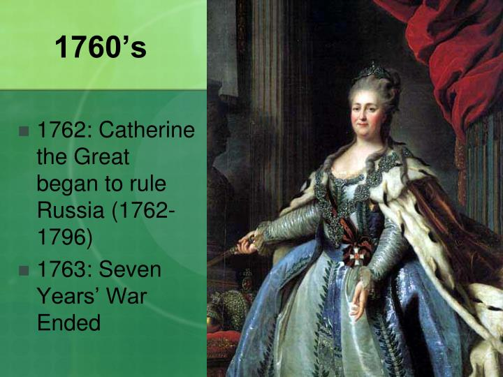 1760's