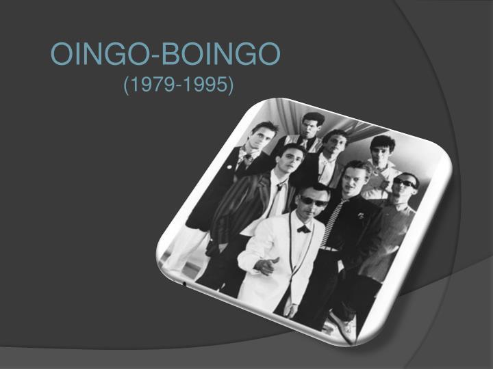 OINGO-BOINGO
