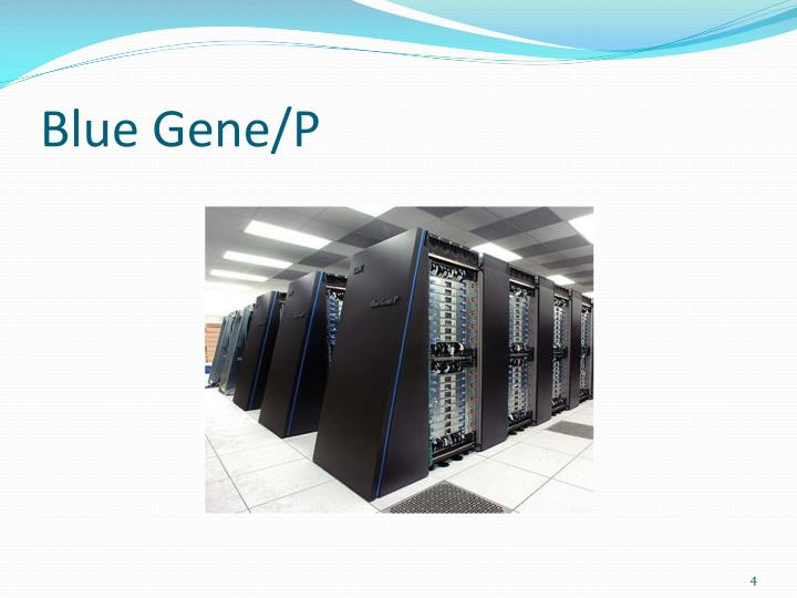 Blue Gene/P