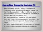 step by step change the chart area fill3