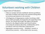 volunteers working with children3