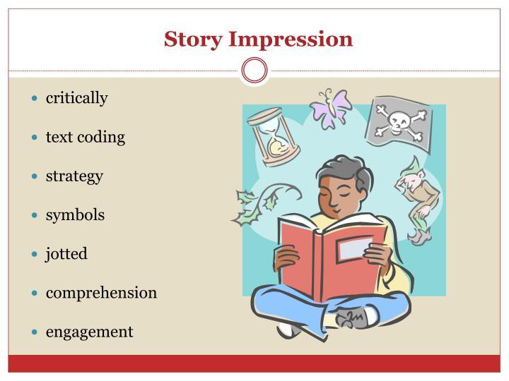 Story Impression