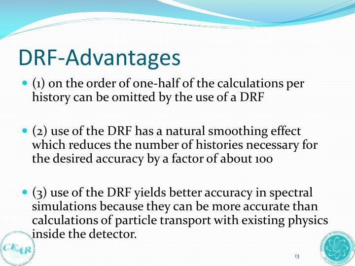 DRF-Advantages