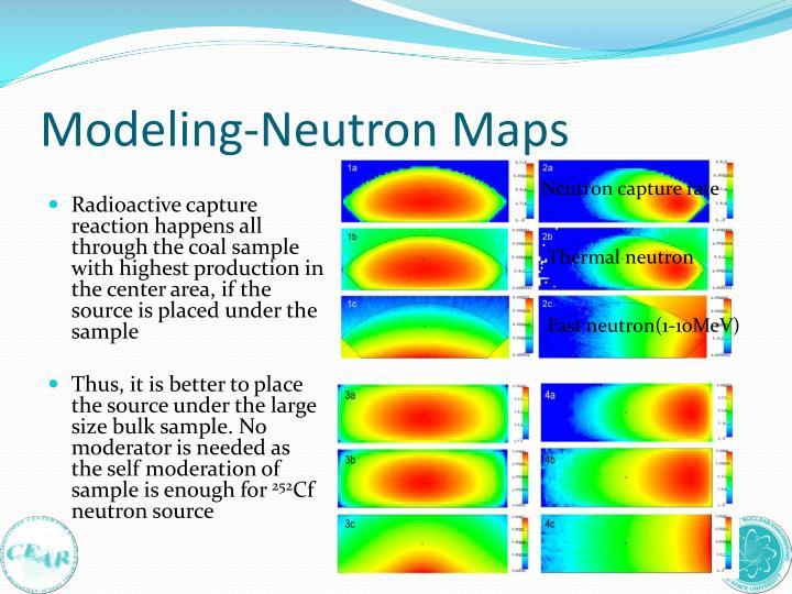 Modeling-Neutron Maps