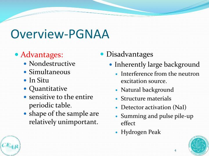Overview-PGNAA