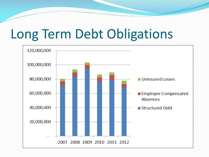 Long Term Debt Obligations