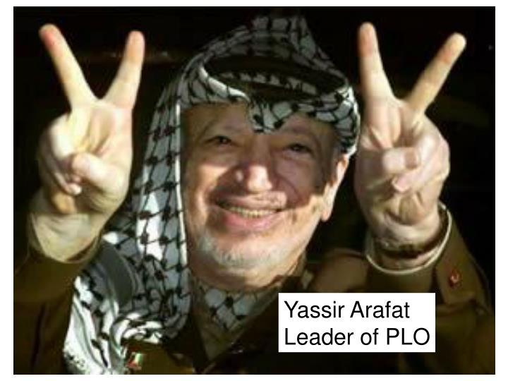 Yassir Arafat