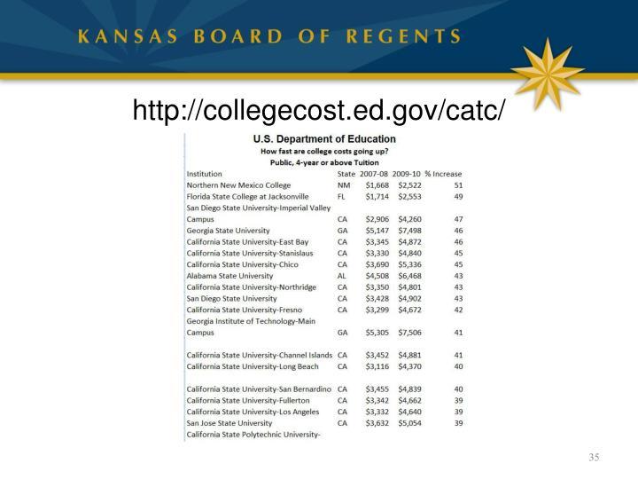 http://collegecost.ed.gov/catc/