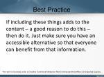 best practice1