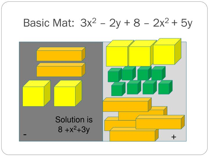 Basic Mat:  3x