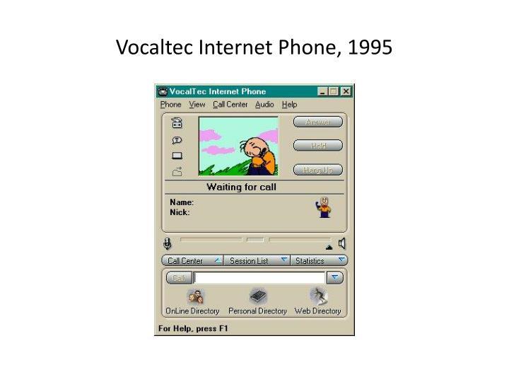 Vocaltec
