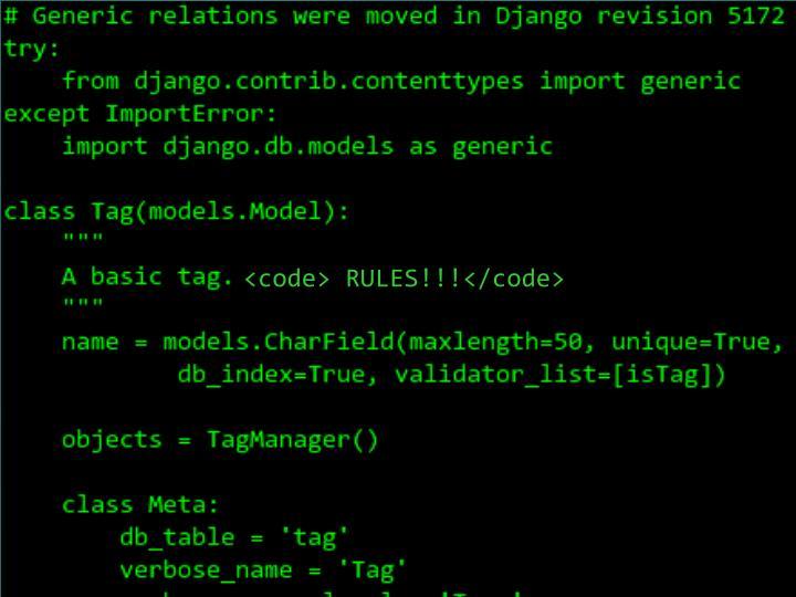 <code> RULES!!!</code>