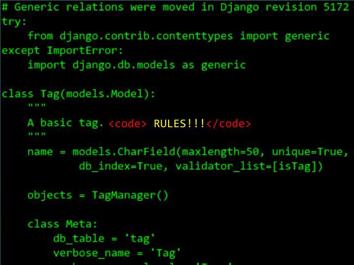 <code>