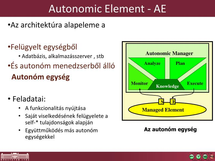 Autonomic Element