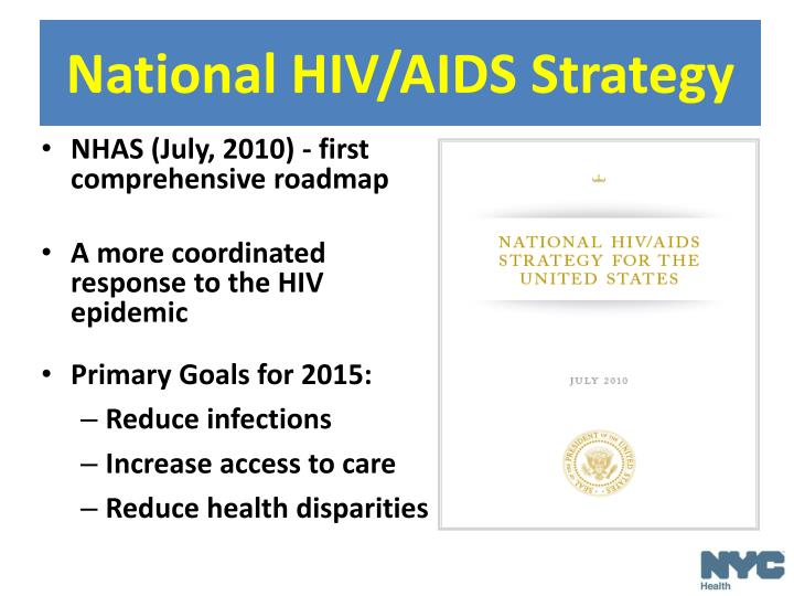 National HIV/AIDS