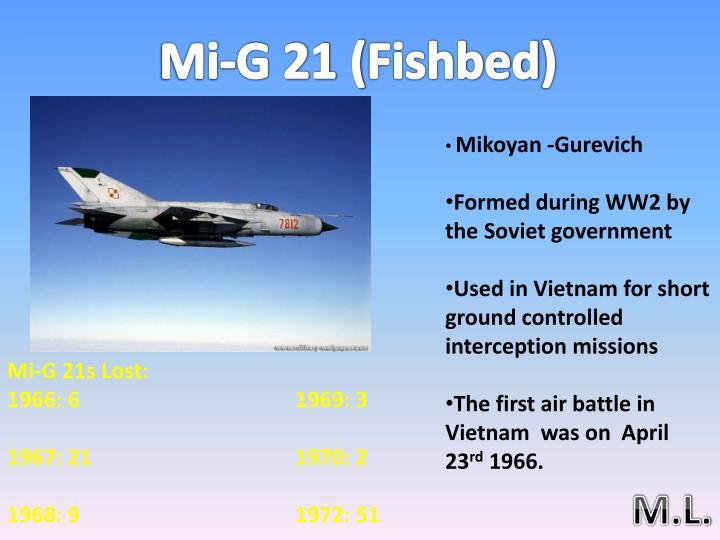 Mi-G 21 (