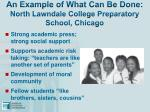 an example of what can be done north lawndale college preparatory school chicago1