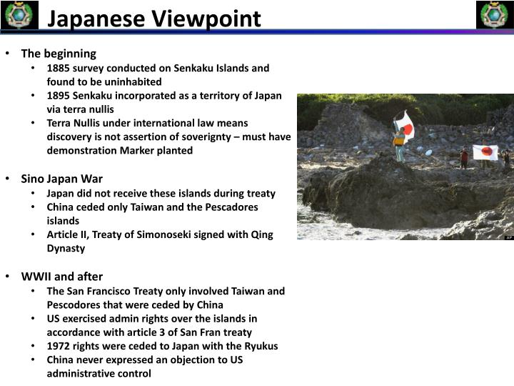 Japanese Viewpoint