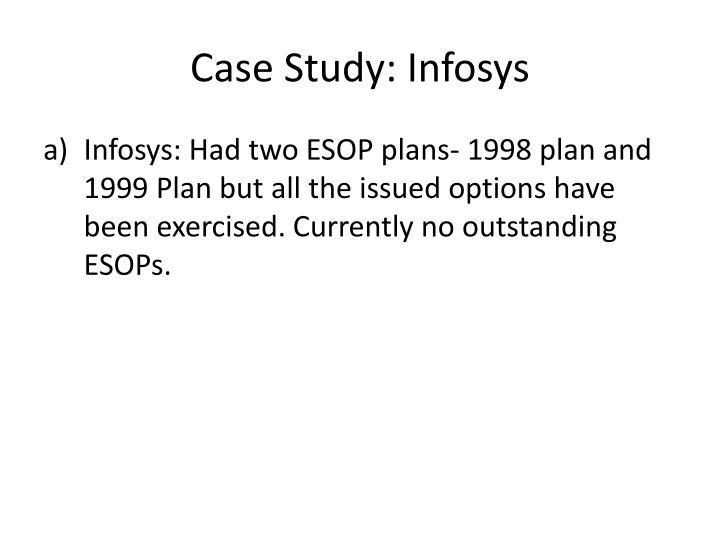 Case Study: Infosys