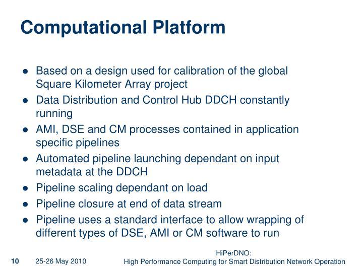 Computational Platform