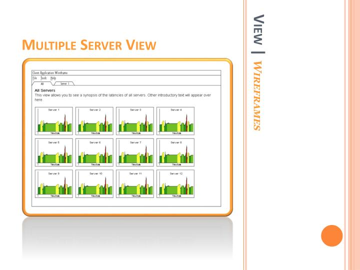 Multiple Server View
