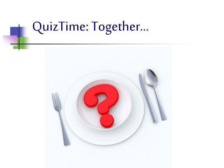 QuizTime