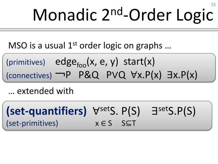 Monadic 2