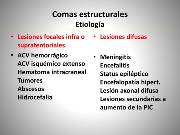Comas estructurales