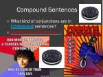 compound sentences1