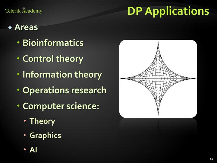 DP Applications