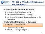 why dso in africa really matters and how to handle it3