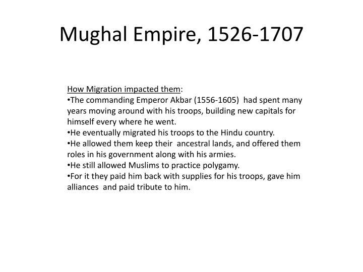 Mughal Empire,