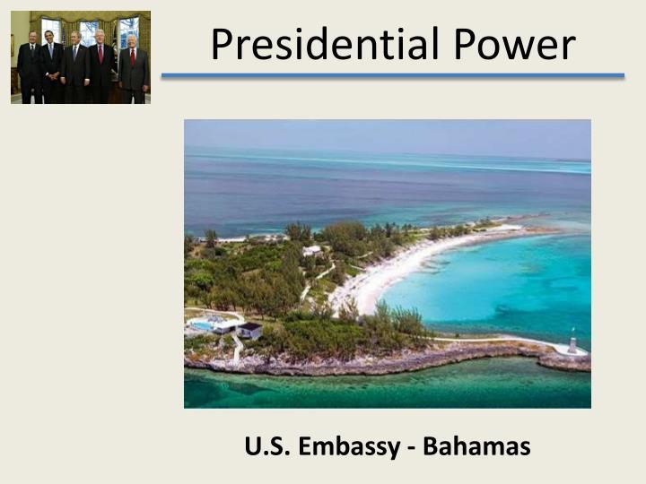 U.S. Embassy - Bahamas